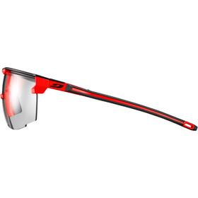 Julbo Ultimate Reactiv Performance 0/3 Sunglasses, black/orange
